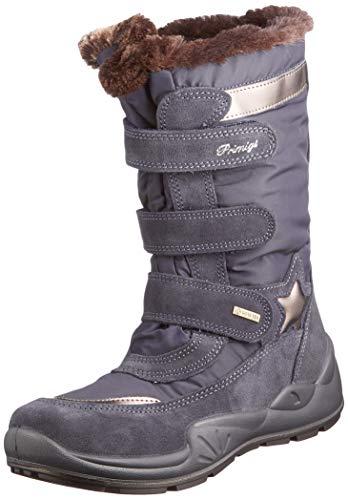 PRIMIGI Girls PWIGT 63828 Snow Boots, Notte Blu Scuro, 36 EU