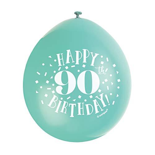 Leeftijd Verjaardag Ballon Party Decoraties
