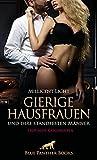 Gierige Hausfrauen und ihre standfesten Männer | Erotische Geschichten von  blue panther books