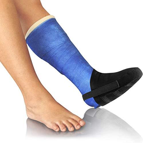 Protector Escayola Pie para Caminar, Protector de Escayola Impermeable, Funda de calcetín fundido Dedo del pie para Bañarse Mantenga Vendaje Fundido Seco, Calcetines