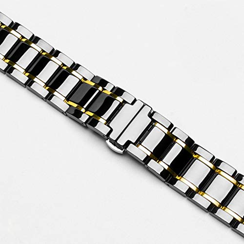 Band Ceramics correa para apple watch bands serie 5 4 44mm 40mm pulsera para iwatch band 3 2 38mm 42mm mujeres hombres relojes correa