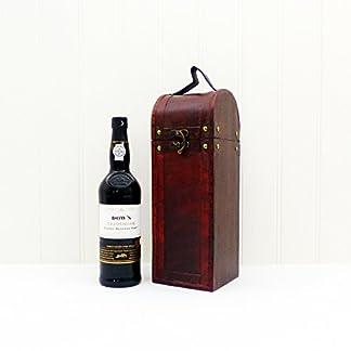 Dows-Reserve-Port-Rotwein-in-einem-hlzernen-Weintrger-Ideale-Geschenkidee-Zum-Geburtstag-Jahrestag-Ruhestand-Als-Danke-Schn