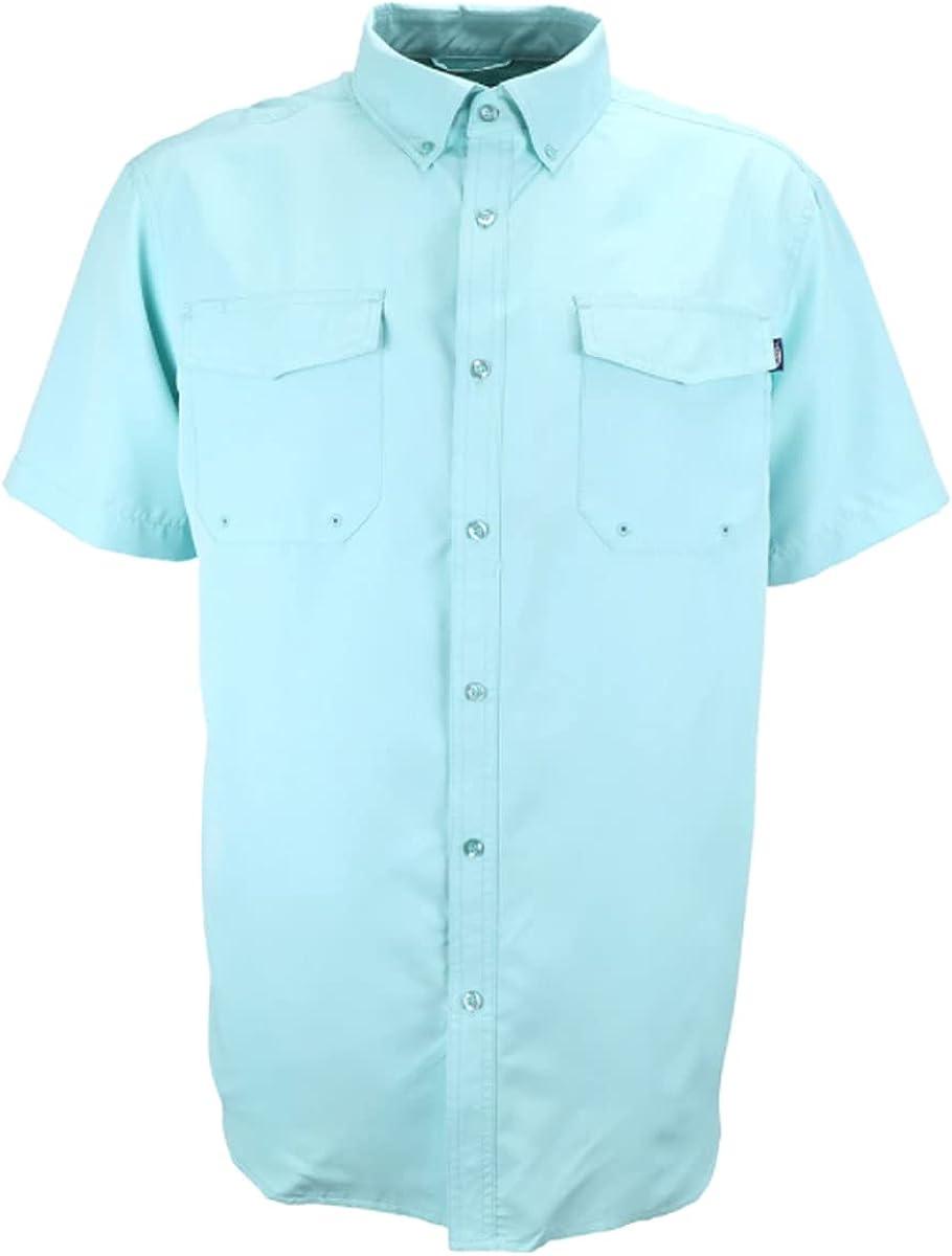 AFTCO Sonar Short Sleeve Shirt