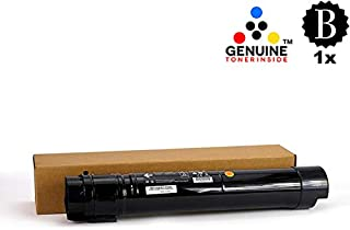 Professor Color Refurbished Toner Cartridge Replacement for Xerox Phaser 7800 High Capacity Black 106R01569