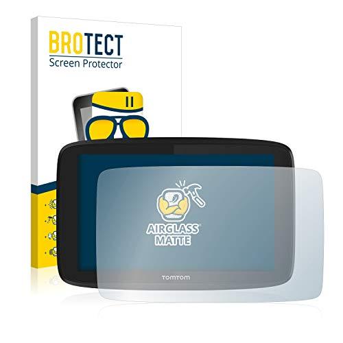 BROTECT Protector Pantalla Cristal Mate Compatible con Tomtom GO 620 Protector Pantalla...