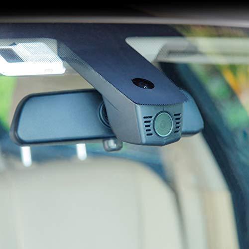 IRO Dashcam A65 Full HD 1080P Automatic Video Recording G-Sensor WDR Movement Detection Parking Monitoring WiFi Car DVR is for BMW X1/X2/X3/X4/X5/X6