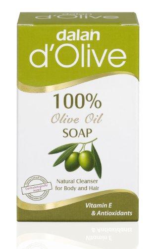 Dalan d'Olive Olivenölseife, 2er Pack (2 x 150 g)