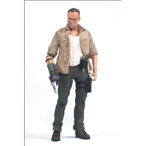 Walking Dead The Action Figure di Merle Dixon, dalla 3° Serie