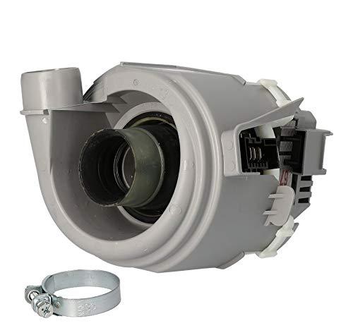 DREHFLEX - MT208 - Umwälzpumpe Pumpe Heizpumpe passt für Bosch Siemens Neff 00651956/651956