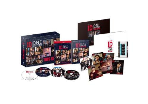 ワン・ダイレクション THIS IS US:THIS IS THE BOX ブルーレイ IN 3D&ブルーレイ&DVD+初回限定特典DVD(4枚組) [Blu-ray]