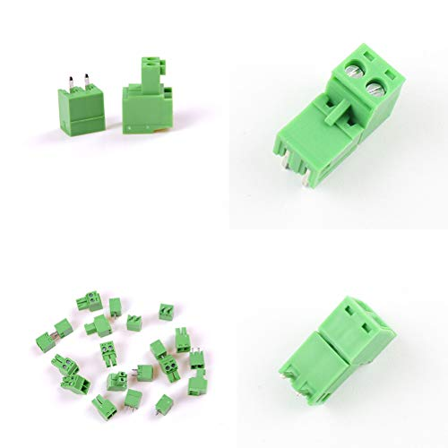 Audi Rs6-3,81 mm 10 stuks 2-pins rechte hoek terminal plug type 300 V 8 A Pitch Connector Pcb Screw Block Green – Floor Flag Screw Wheel front rooster bumper mats Kf2edgk Qf48 Terminal