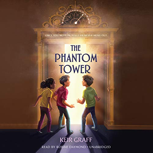 The Phantom Tower Titelbild