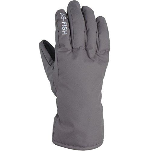Qualilty Men Women Gloves Winter Warm Waterproof Sports Skiing Accessory