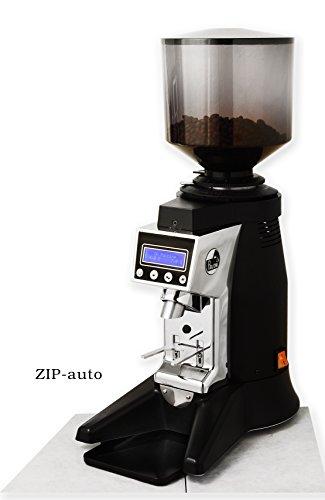 La Pavoni Kaffeemühle mit Reißverschluss, Schwarz