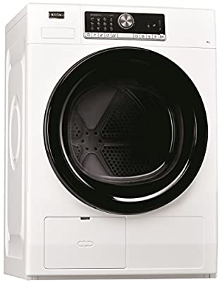 Maytag HMMR80530 8kg Freestanding Heat Pump Condenser Tumble Dryer White
