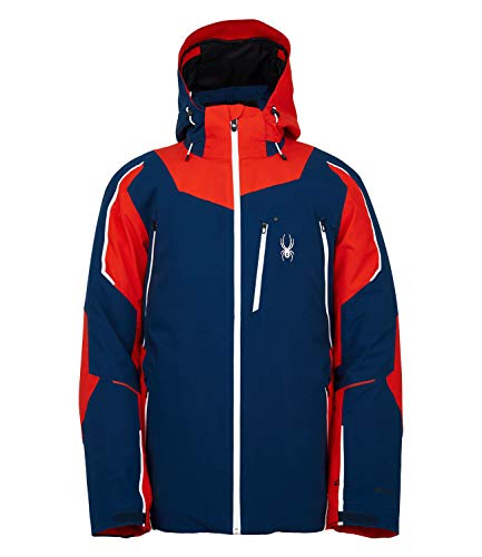 Spyder Men's Leader GTX Jacket Herren Skijacke, Größen Textil:L