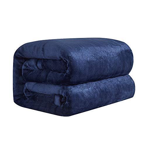 毛布 ダブル マイクロファイバー 厚手毛布 吸湿発熱 中綿入れヒート 毛布 フランネル ふわふわ 柔らかい 暖...