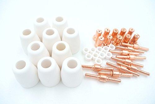 ステンレス 等 金属 の切断に プラズマ カッター 用 ノズル チップ トーチ セラミック 消耗品