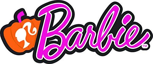 Ciao-Barbie Strega Glamour Halloween Special Edition costume bambina (Taglia 4-5 anni), Multicolore, 11657.4-5