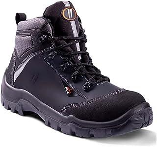Gaston Mille - Chaussure de sécurité montante - HOT PEPPER S3 AN HI CI SRC