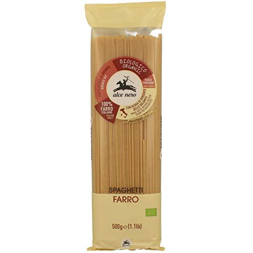 日仏貿易 アルチェネロ 有機スペルト小麦 スパゲッティ(500g)