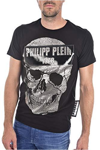 Philipp Plein Tee Shirt Logo Mtk3075