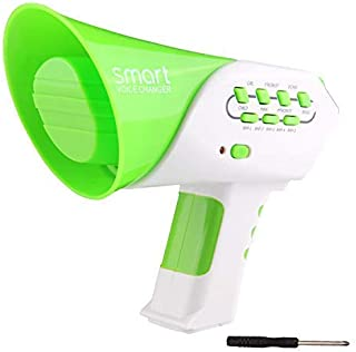 Satkago Multi Voice Changer for Kids Party Favor with 12 Different Voice Modifiers Effects