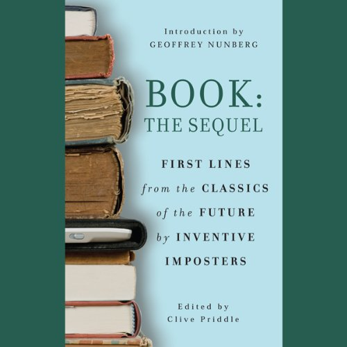 Book audiobook cover art