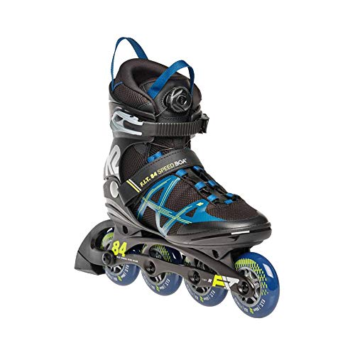 K2 Herren F.I.T. 84 Speed Boa Inline-Skate, Design, 11,5