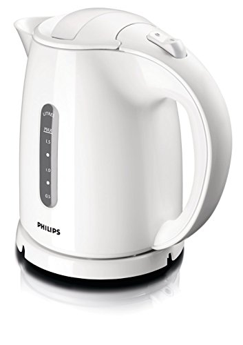 Philips Phil Wasserkocher HD 4646/00 1,5L wh