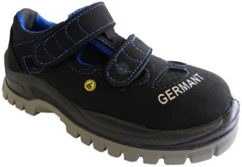 GERMANT 4251395703588 Sandals G5445 Microfibre S1P ESD Size 47