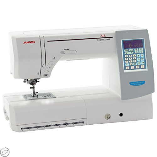 Naaimachine Janome Horizon MC 8200 QCP Special Edition