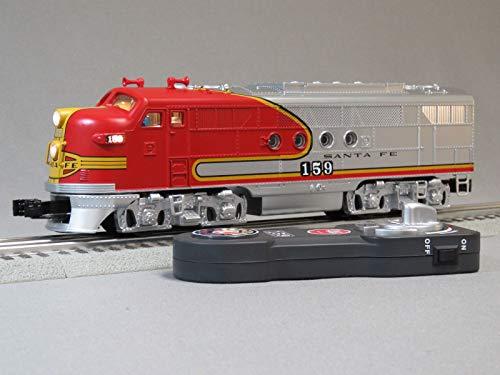 LIONEL LIONCHIEF Santa FE Diesel Locomotive #159 o Gauge -  6-84719-E