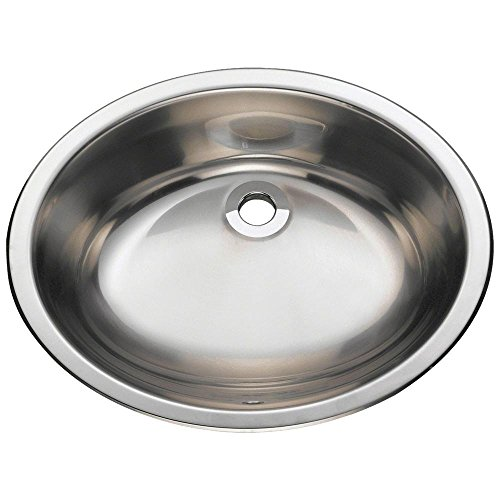 nickel vessel sink