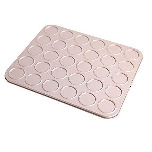 YAeele Küchenwerkzeuge Backschale DIY Macarons Cookies Antihaft Backen Kuchen Pan Backen Gebäck Werkzeuge Dessert Dekorateur Non-Stick-Backformen