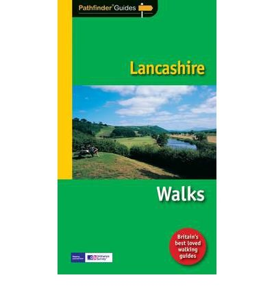 Pathfinder Lancashire Walks by Marsh, Terry ( Author ) ON Apr-03-2010, Paperback