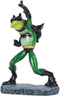 "StealStreet SS-G-61176 Frog in Batman Costume Figurine, 7.25"""