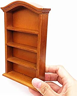 bookcase for miniature books