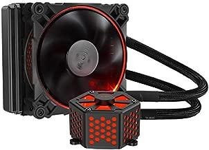 Liquid CPU Cooler - TW-120 120mm RGB Fan with PWM Speed Adjustable, Intel & AMD AM4 Platforms Jonsbo