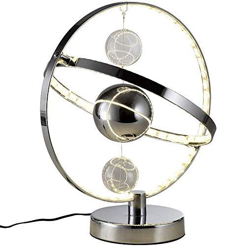 SLEVE Postmodern personnalité créative Lampe de Table Nordic Minimaliste Étude Lampe Chambre Lampe de Chevet américaine Lampe de Table en Verre de décoratif Boule Bureau Lumière