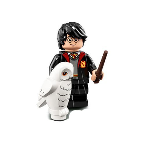 LEGO Harry Potter Series 1 - Harry Potter con túnica Escolar Minifigure (01/22)