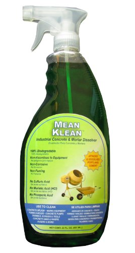 Mean Klean 22 oz. Concrete & Mortar Dissolver
