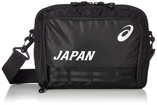 [アシックス] ポーチ 日本代表3WAYポーチ 3093A040 パフォーマンスブラック