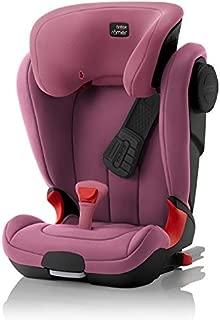 Römer Kidfix II XP SICT - Silla de auto, grupo 2/3, 4-12 años, color rosa vino