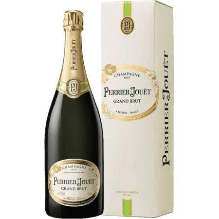 Perrier Jouet - Champagne Grand Brut Astucciato 0,75 lt.