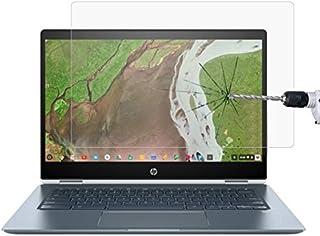SHUHAN Tempered Glass Film for Laptop Laptop Screen HD Tempered Glass Protective Film for HP Chromebook x360-14-da0021nr 1...