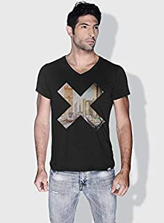 Creo Dxb X City Love T-Shirts For Men - Xl