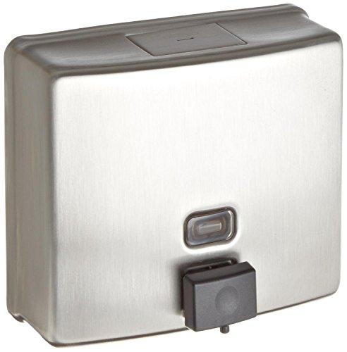 Bobrick B-4112 Surface-Mounted Soap Dispenser