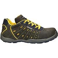 Base 16B672-S1P-T43 Zapato antifatiga, Gris, 43