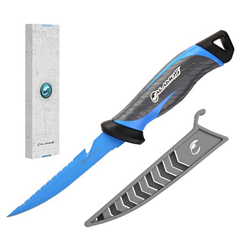 Best Lightweight and Durable Saltwater Fishing Knife